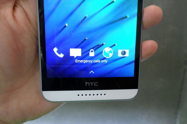 htc desire 820 hands on home row