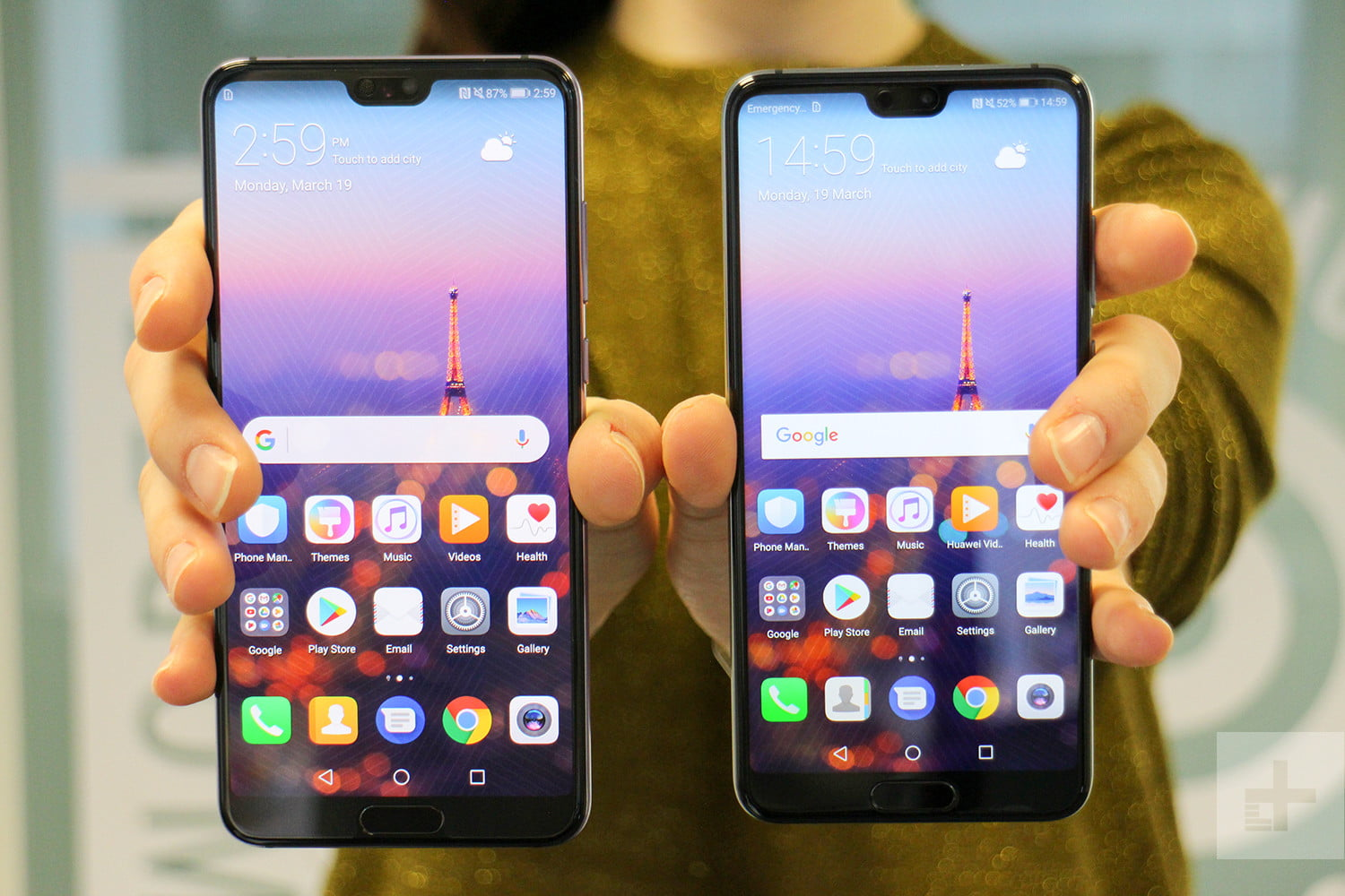 Huawei P20 Pro Vs  Huawei P20 | Specs Comparison | Digital