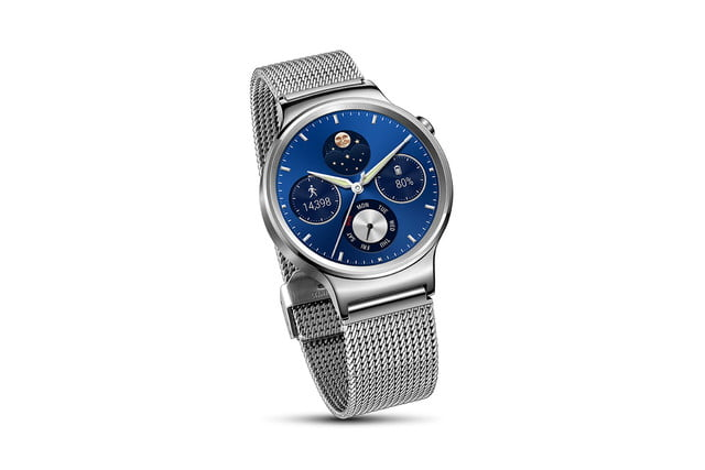 huawei watch news stainless mesh