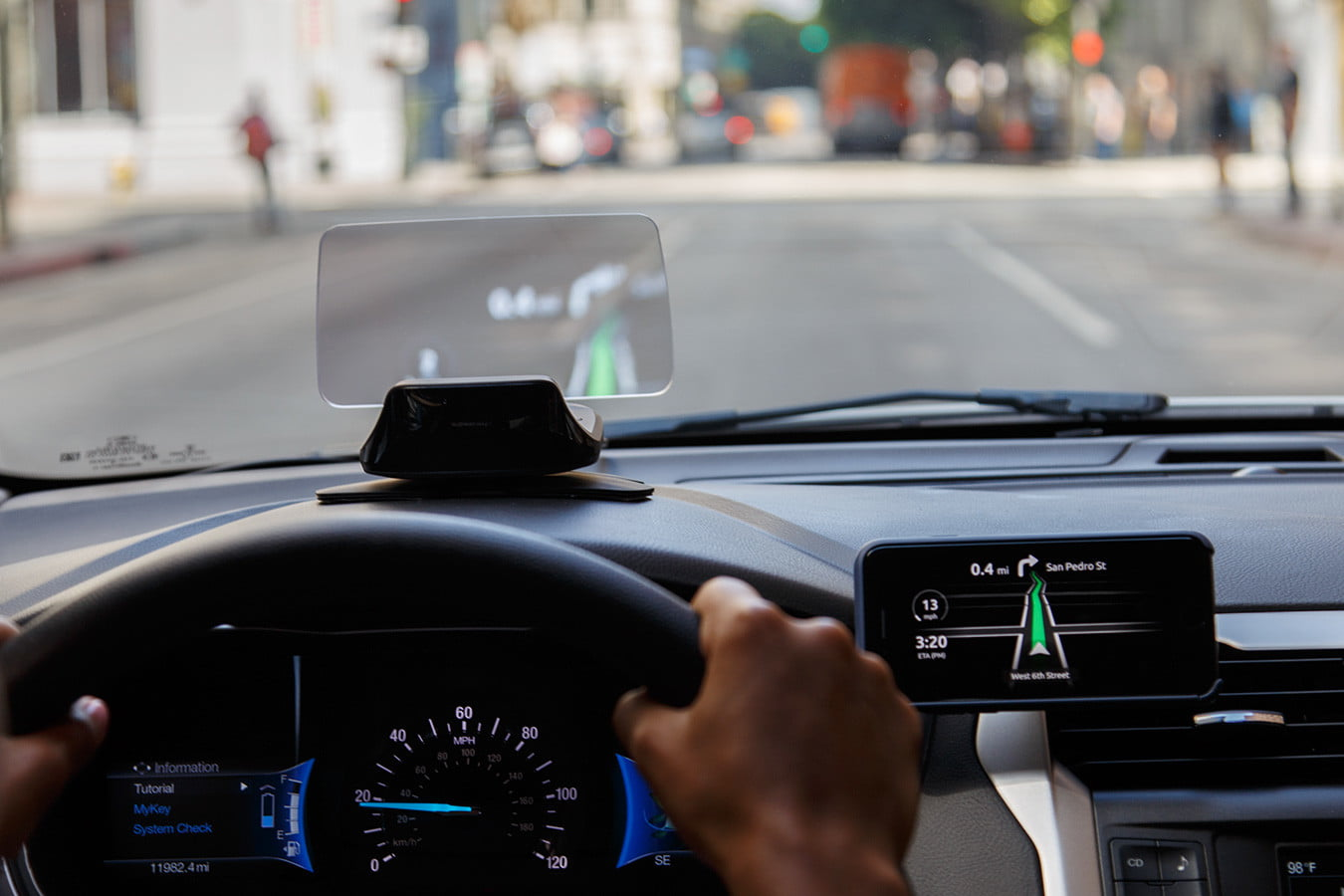 The Best Head Up Displays Huds For 2021 Digital Trends