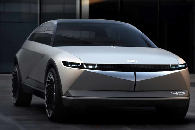 2019 hyundai 45 concept previews future electric car design 1
