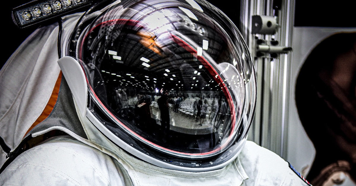 Meet Astro: The Next-Gen Spacesuit Designed For The Moon And Beyond