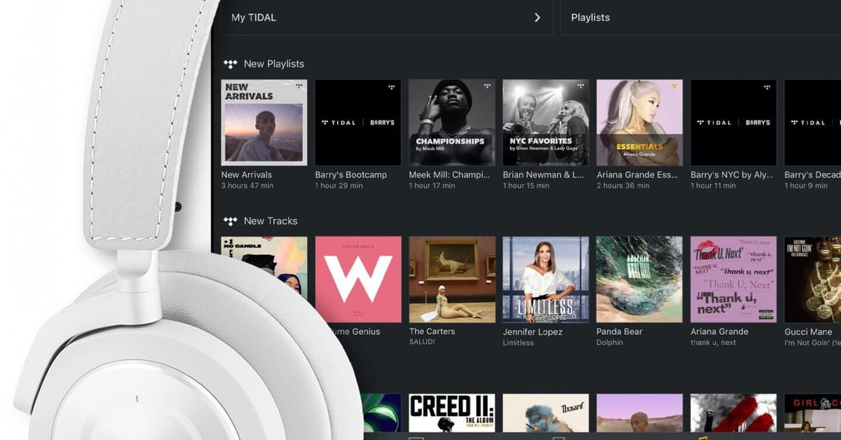 Plex Amps Up Its Music Offering With Tighter Tidal