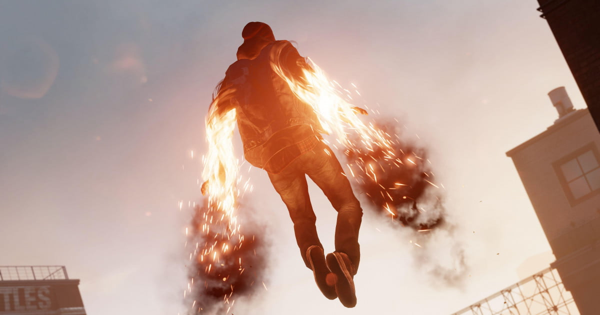 Infamous: Second Son guide   getting started tips   Digital Trends on grand theft auto v map, dayz map, dark souls map, grand theft auto 2 map, infamous shards, dishonored map, dead rising 3 map, infamous bosses, kingdom hearts map, the crew map, the witcher map, infamous 2 map, minecraft world of tanks map, the elder scrolls online map, infamous characters,