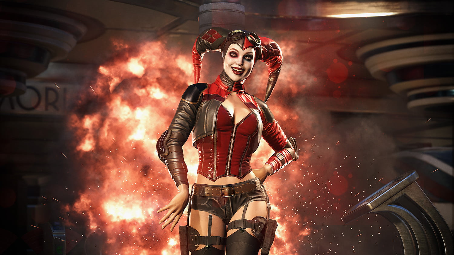 Injustice 2' Review | The perfect fighting game for solo