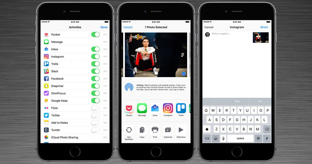Instagram Update Brings Systemwide Native Uploading to iOS
