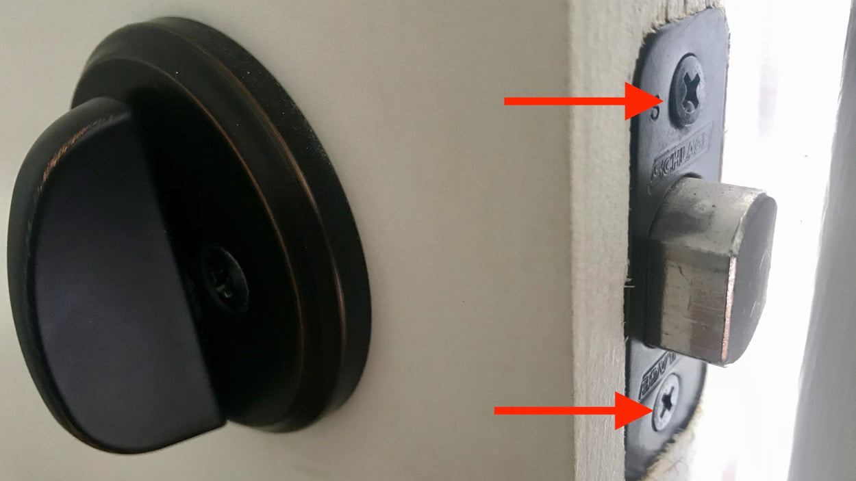 how to install a smart lock 7