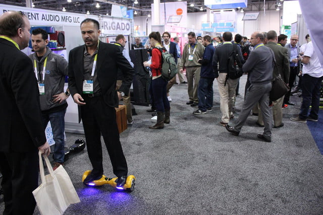 io hawk is a self balancing skateboard in the vein of segway 8