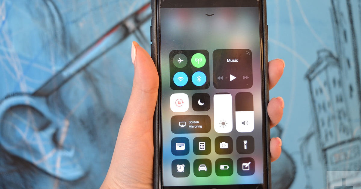 How to turn off Bluetooth and Wi-Fi in iOS 11 | Digital Trends
