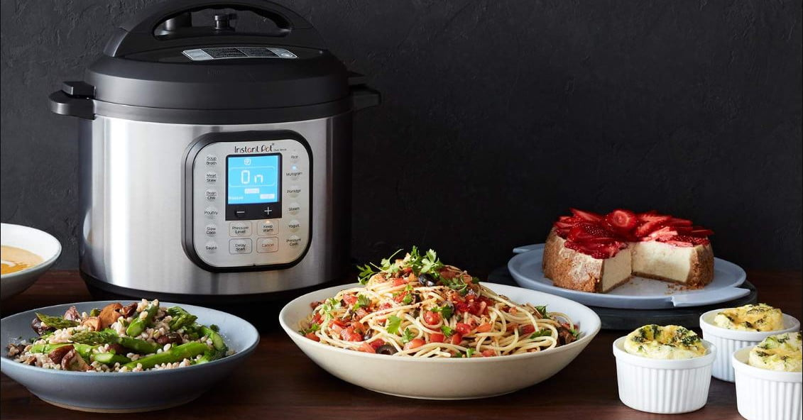 Amazon slashes up to $50 off the Instant Pot Duo Nova and Smart Wi-Fi