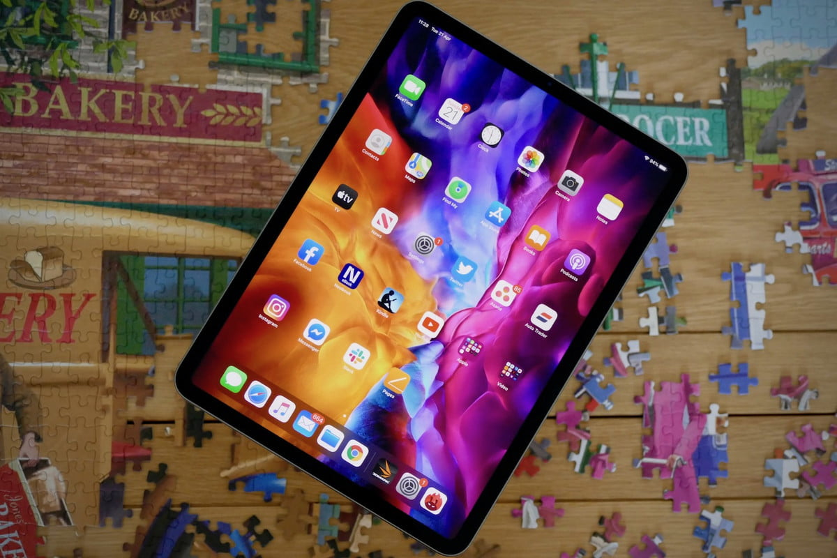The 2021 iPad Pro could bring 5G and mini-LED tech. Here's ...