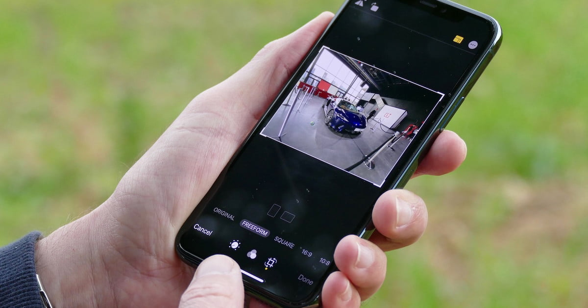 How to Crop a Video on an iPhone   Digital Trends