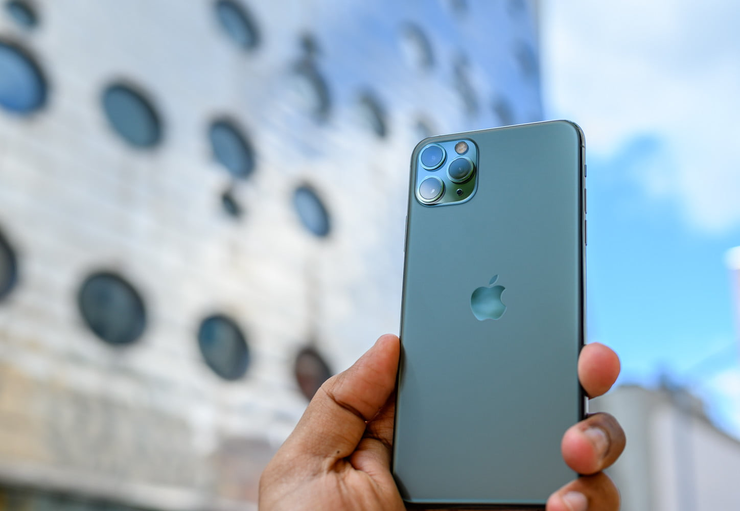 iPhone 11 Pro Max Review Come for the Cameras, Stay for the
