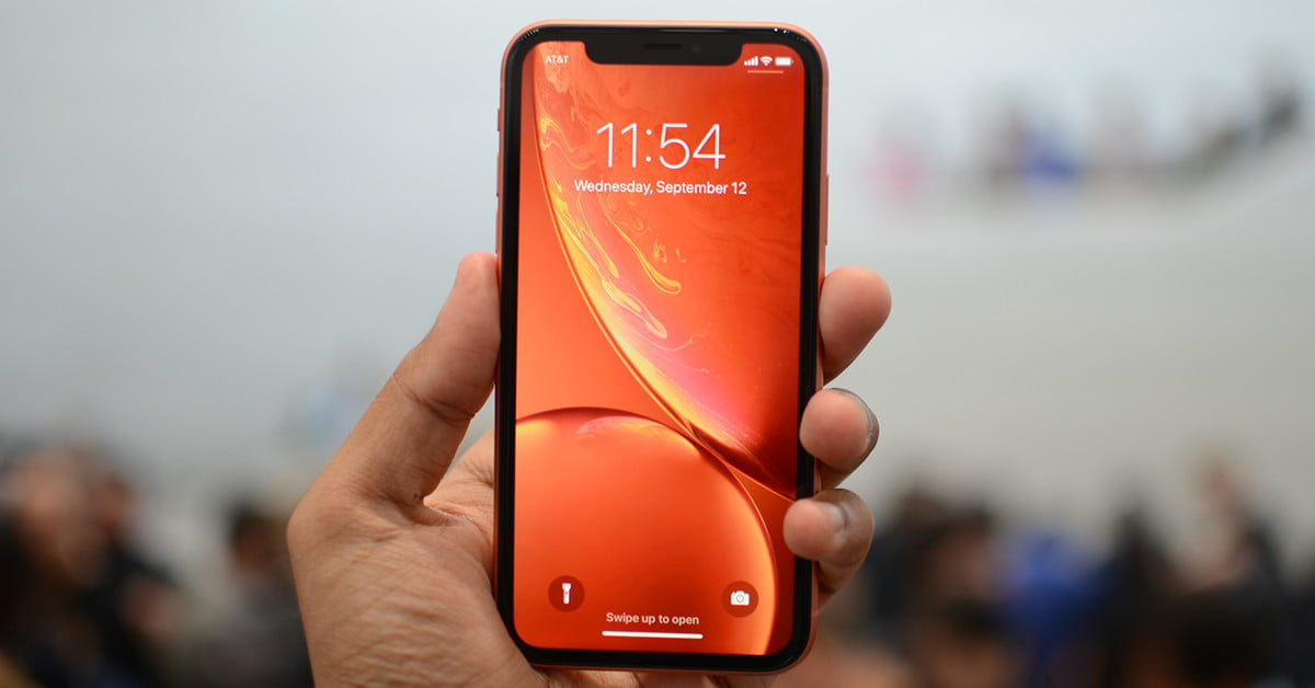 Trade-In Your Apple Phone For an iPhone XR For Only $19 a