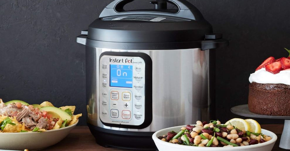 Amazon cooks up savings with deals up to 50% off on Instant Pots for Cyber Week