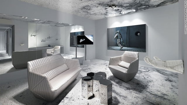 hotel offers awesome space station experience kameha room 7