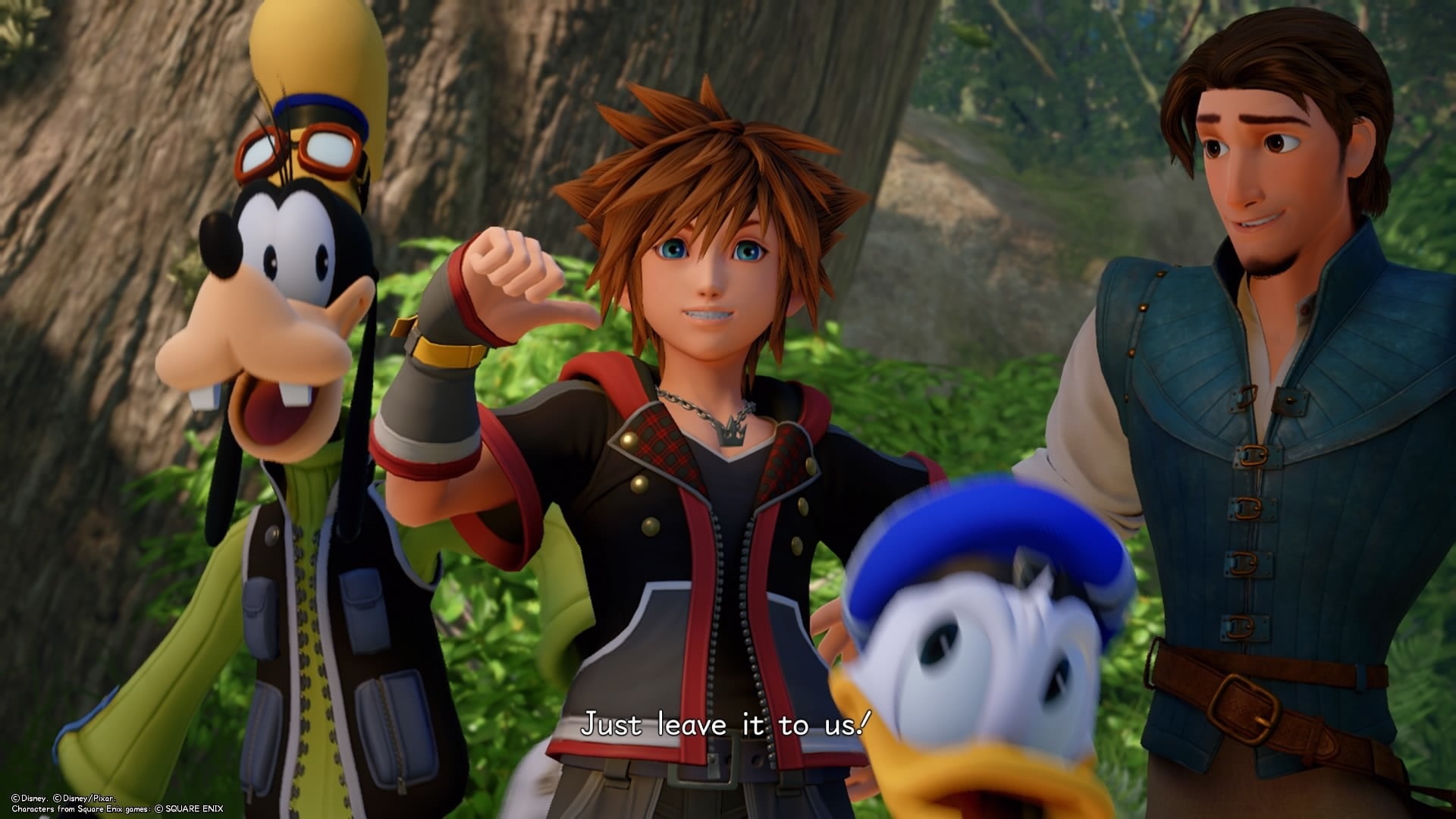 Kingdom Hearts Iii Review A Charming Finale To Disney And Square