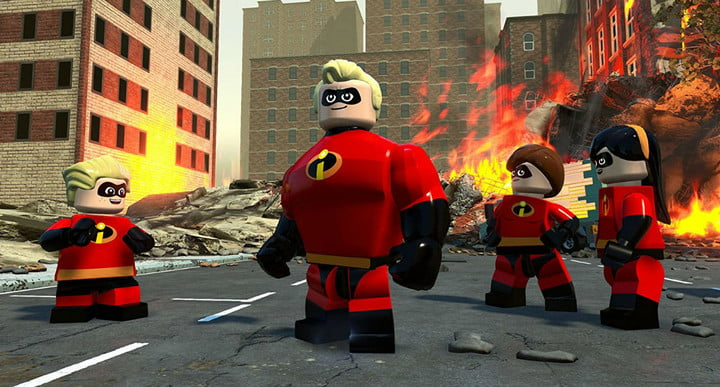 lego incred