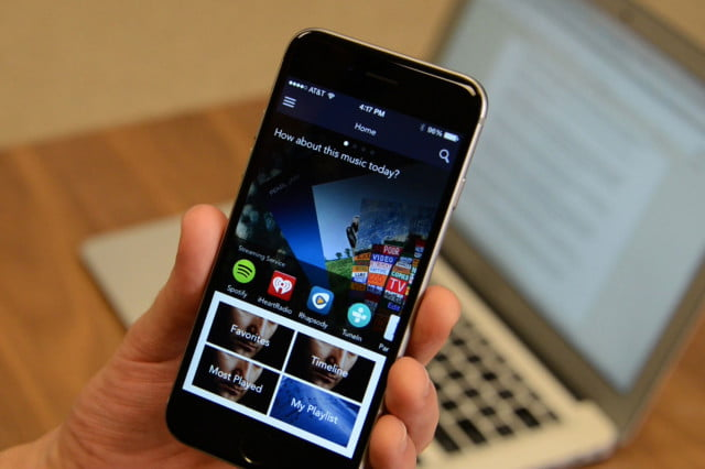 lg music flow hands on review musicflow app