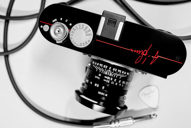 leica m monochrom signature special edition mono a summers top