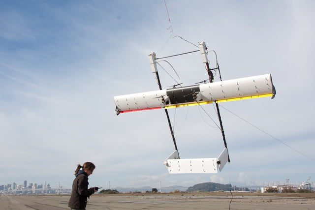 alphabet pulls support for energy generating kite project makani 1