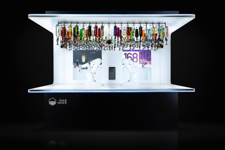 robot bartending company automation stipend makr shakr ph credit avocado studio 2