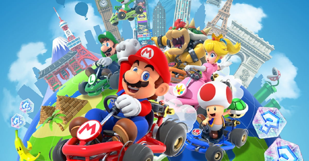 Mario Kart Tour claims title as Nintendo's biggest mobile launch in first week