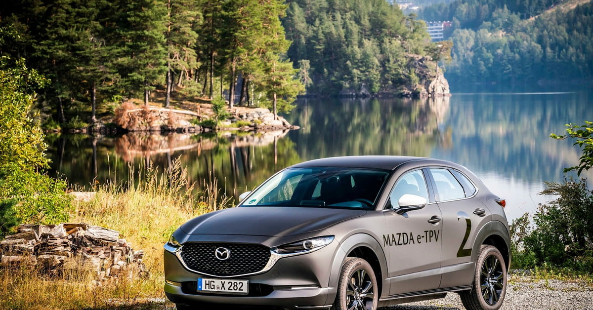 Mazda's rotary-electric crossover will slash through the urban jungle in 2020