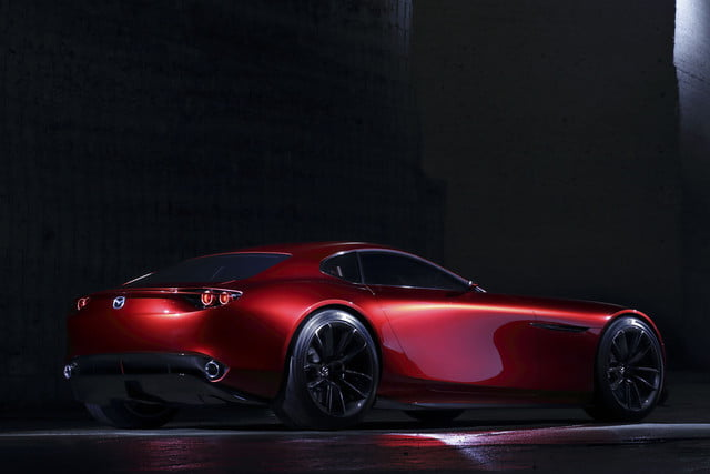 top 5 concept cars of 2015 opinion pictures specs mazda rx vision