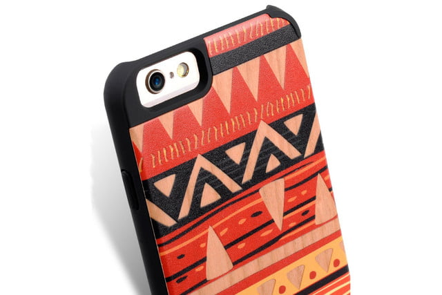 Melkco Indi Wood Cover Case