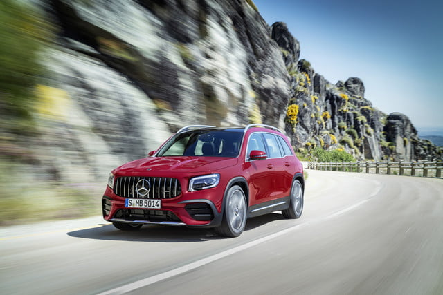 2020 Mercedes-Benz GLB: Specs, Design, Price >> The 2020 Mercedes Benz Glb Is A G Class For The Masses