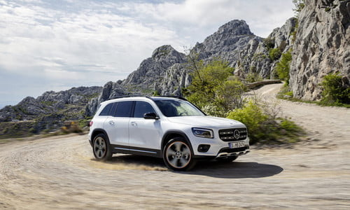 """2020 Mercedes – Benz GLG Is A """"Baby G-Class"""" SUV >> The 2020 Mercedes Benz Glb Is A G Class For The Masses"""