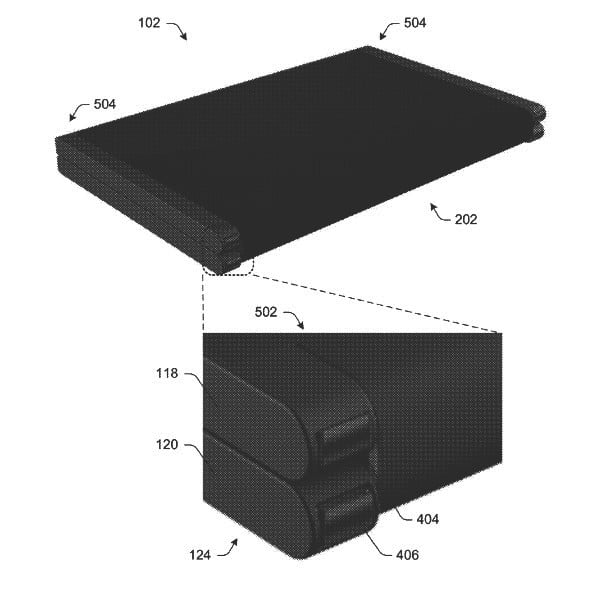 microsoft patents device that morphs from phone into tablet foldable mobile patent 2