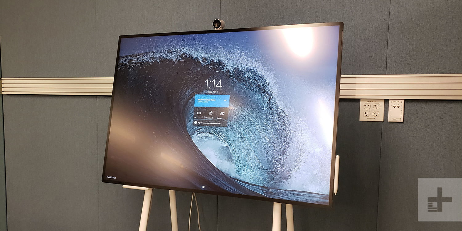 Microsoft Surface Hub 2S Hands-On Review: The Best Surface