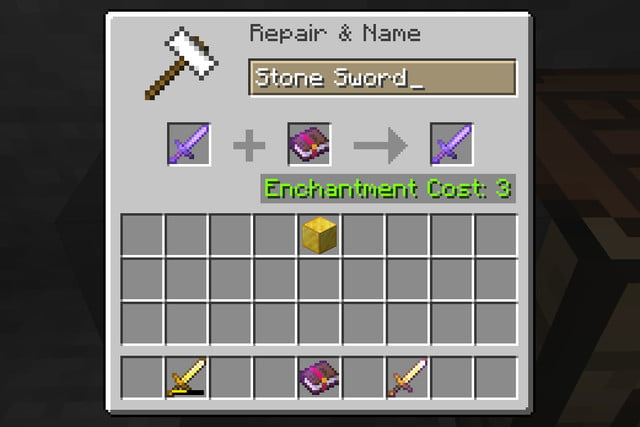 How To Make An Anvil In Minecraft Digital Trends