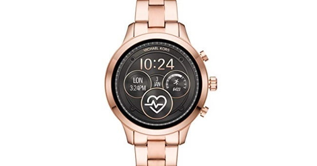 Get the Michael Kors Access Runway smartwatch for 46% less on Amazon