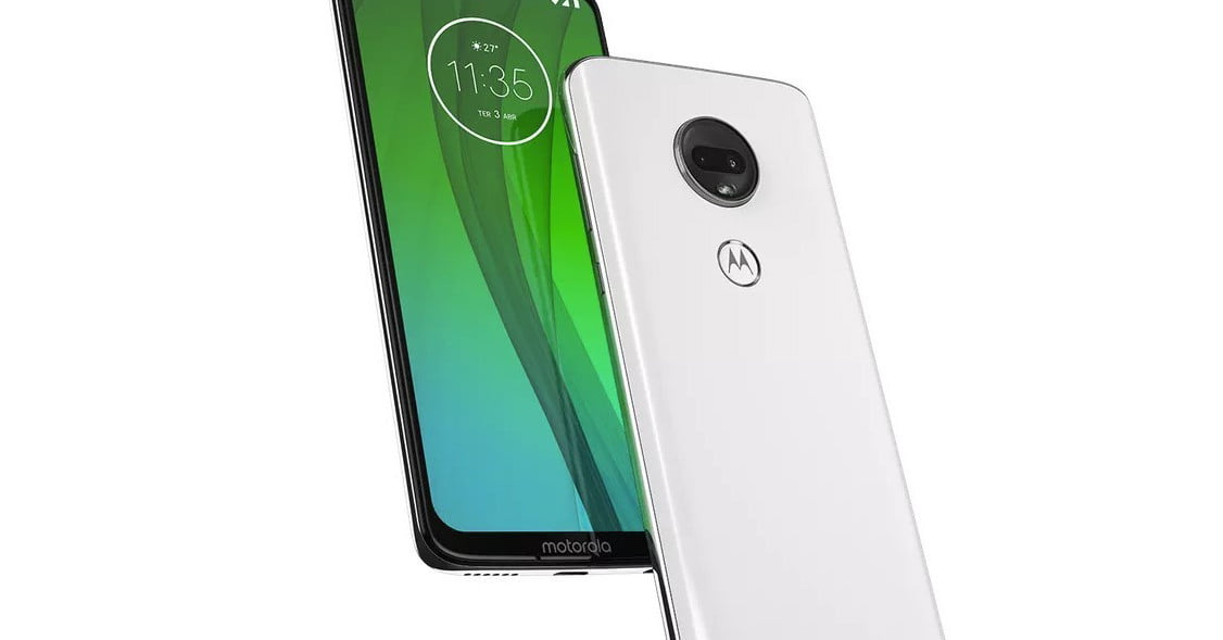 Motorola's sexy Moto G7 will change the way you look at budget phones