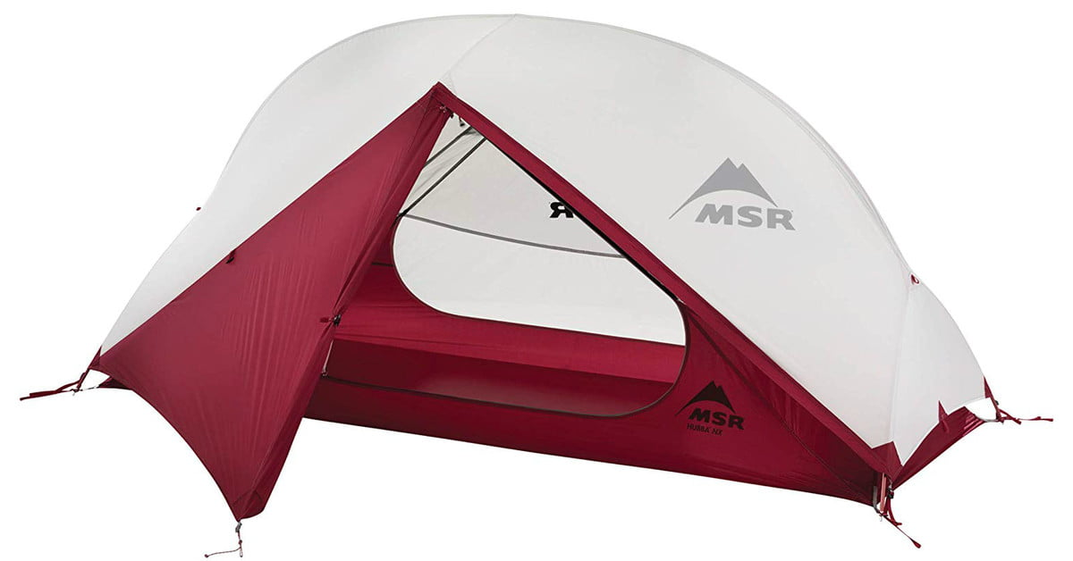 Amazon drops a 25% discount on the MSR Hubba NX solo backpacking tent today