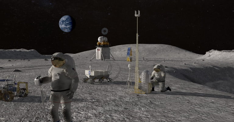 NASA lays out plans for building a long-term moon base - Digital Trends