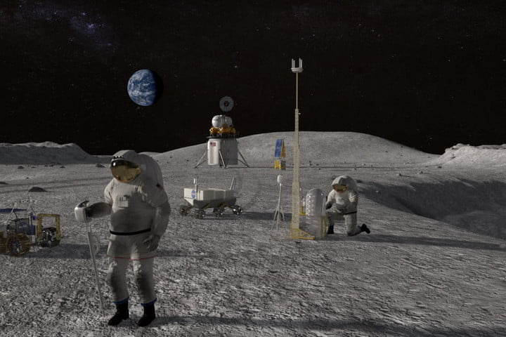 2020 tech trends for the decade nasa artemis moon mission