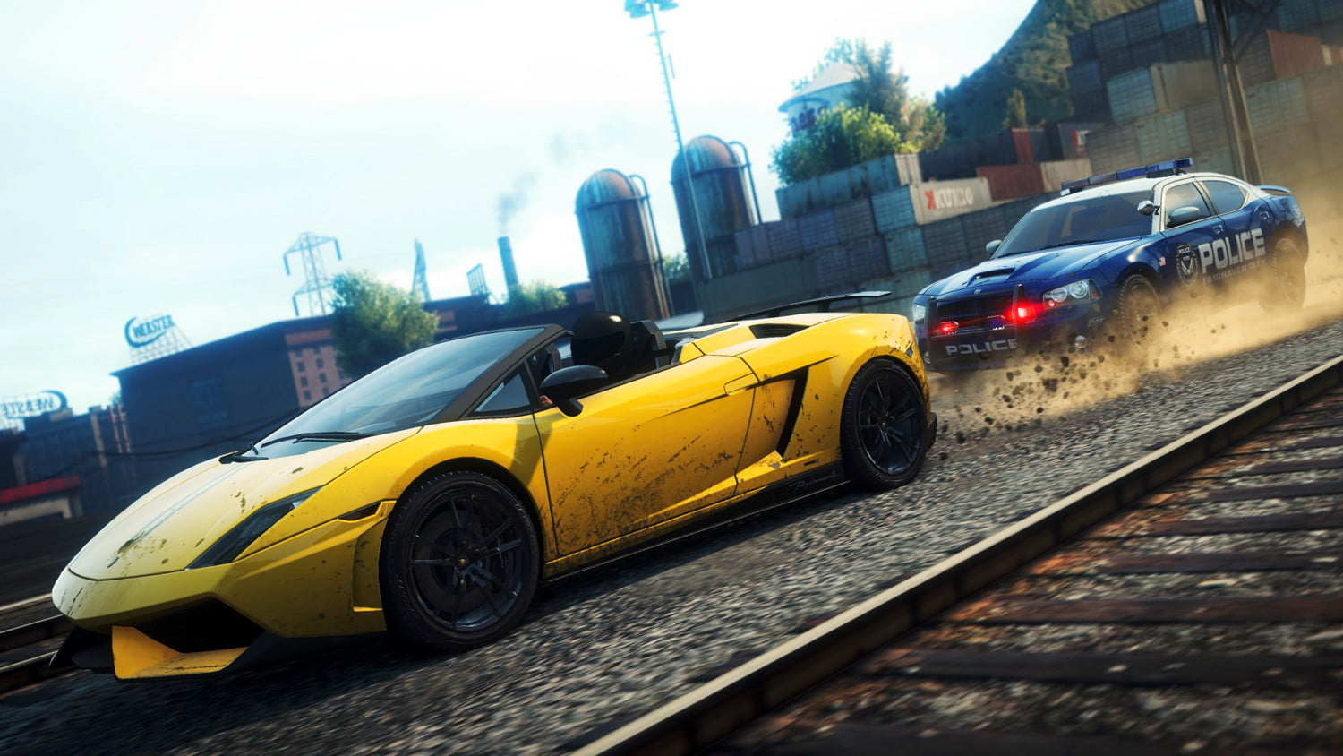 Need For Speed Most Wanted U Review Digital Trends