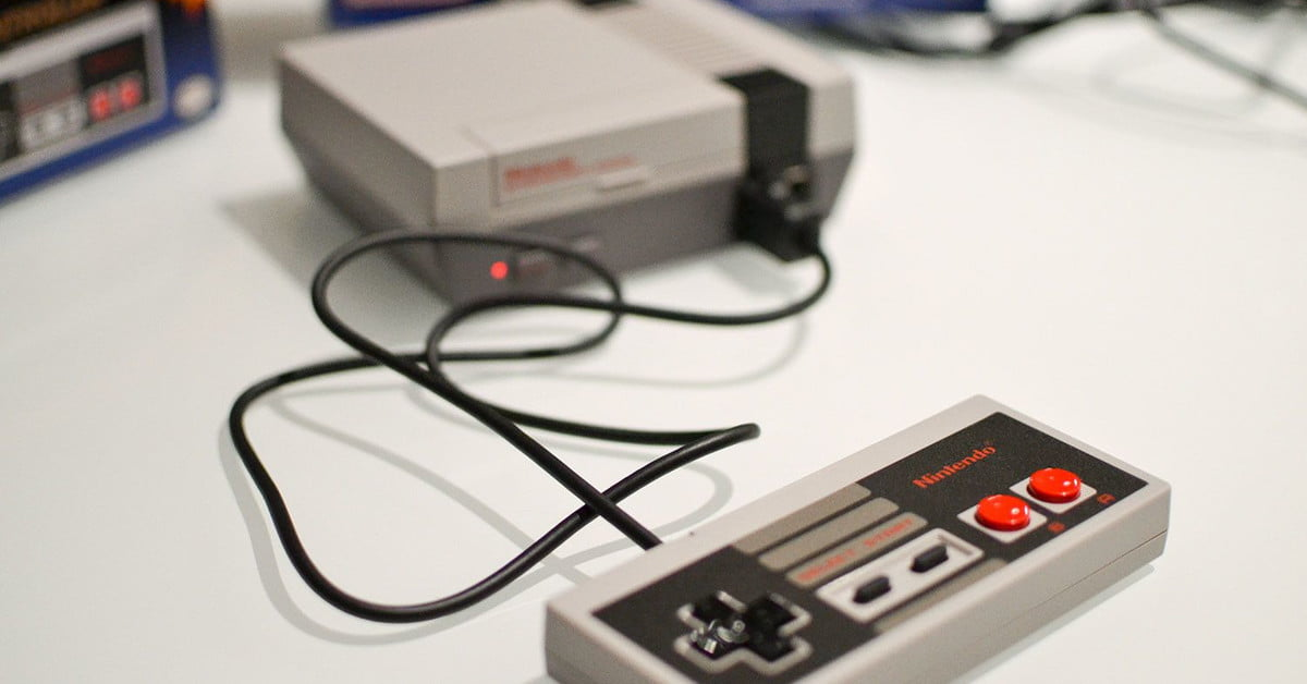 How to Hack a NES Classic Edition So You Can Play Over 700