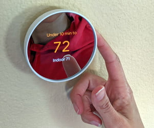 nest thermostat main