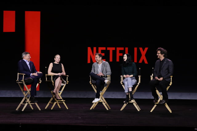 Netflix Announcement