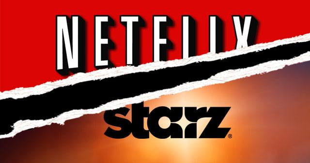 Will Netflix streaming suffer without Starz? | Digital Trends