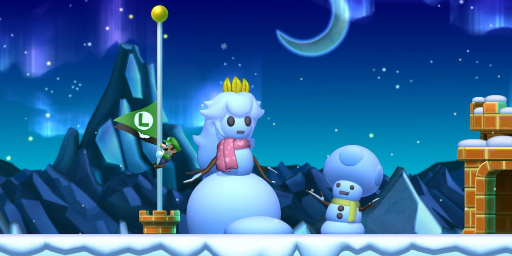 New Super Mario Bros U Deluxe Is One Of The Best Platformers On