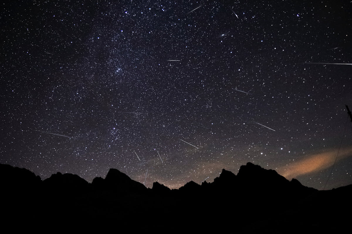 How to Photograph the Perseid Meteor Shower 2020 2