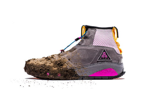 Nike Launches Hiking Boots Designed for