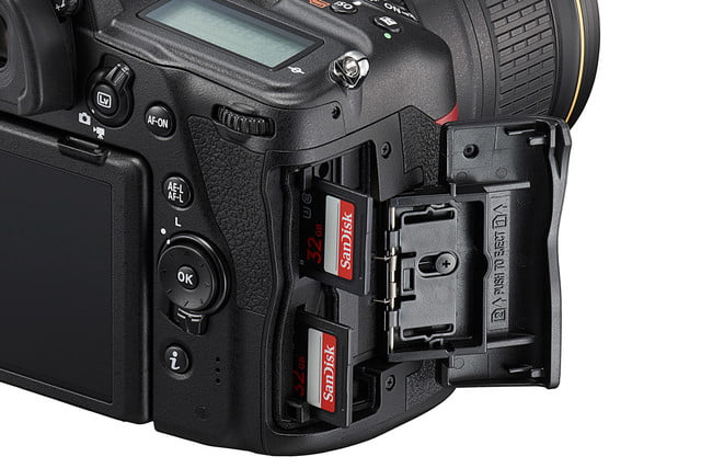 nikon d780 long awaited successor to d750 is here ces 2020 dual sd card slots press image