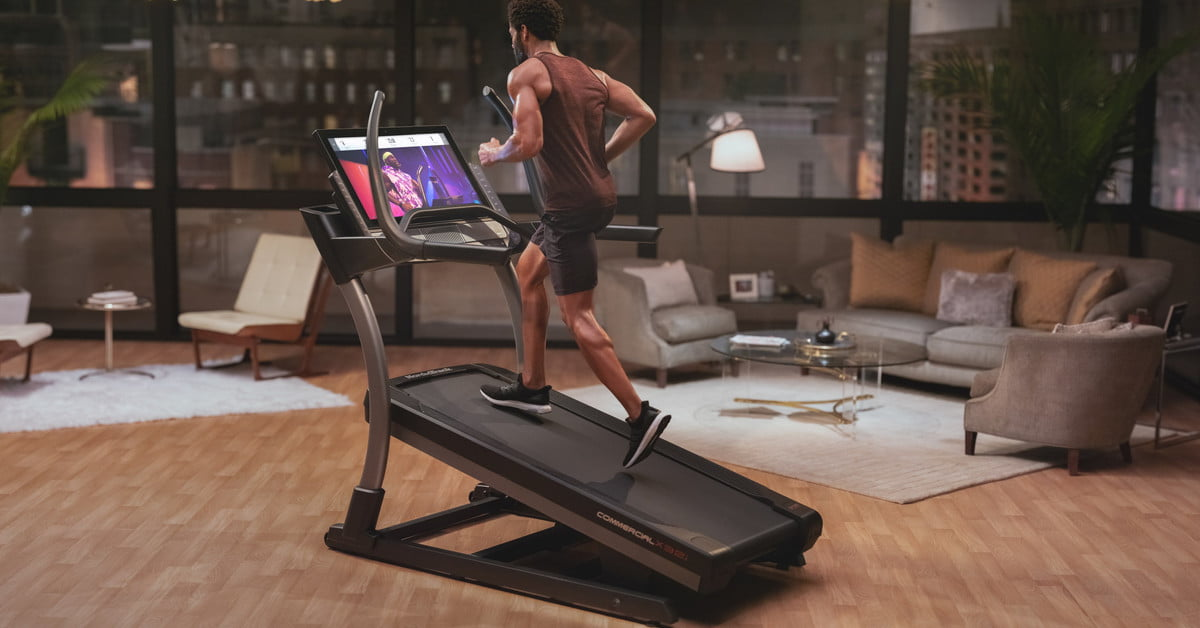 NordicTrack X32i Treadmill Review: Immersive Workouts At Home | Digital Trends